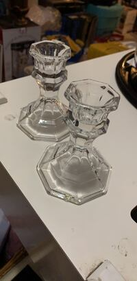 Glass candle holders  Toronto, M4B 3P4