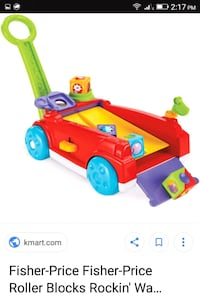 Fisher Price toy pulling wagon Toronto, M9A 4M6