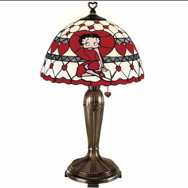 Used Betty Boop Tiffany Style Lamps For Sale In Long Beach Letgo