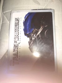 Transformers 2 disc edition