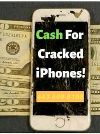 Phone screen repair Annapolis Junction