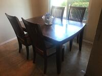 Dining Table & Chairs Lake Forest, 92630