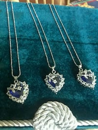 The Heart of the Ocean Necklaces