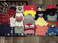 toddler's assorted clothes Porterville, 93257