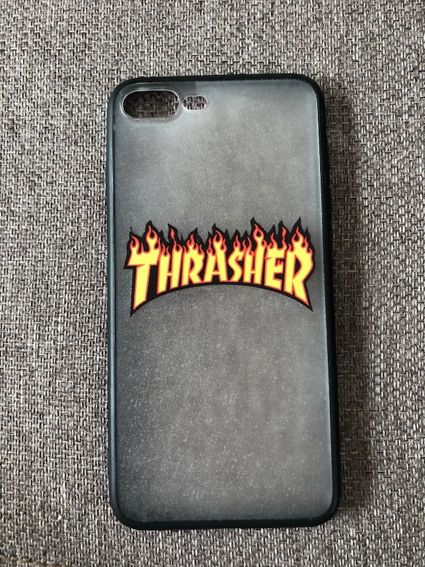 coque iphone 8 trasher