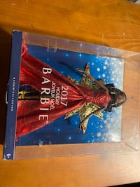 Barbie 2017 Holiday Doll Mississauga