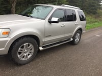 2006 special ed 4x4 new rubber fully loaded leather no rust very clean asking 5000.00 592 km