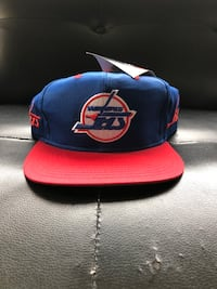 black and red New York Yankees fitted cap Vancouver, V5L