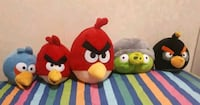 Pupazzi Angry Birds Roma, 00175