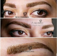 Mictoblading bold brows artist from phi academy Richmond Hill, L4C 3T1