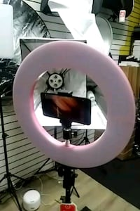"13"" led diva ring light by Fodoto / brand new / free shipping avail Toronto, M3K 1E1"