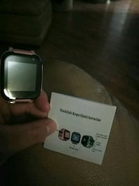 smartwatch (safe-keeper) Never used been sitting in closet.