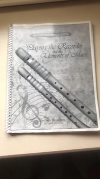 playing the recorder and the elements of music Elk Grove, 95758