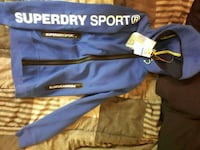SUPERDRY TWO PIECE PANTS AND SWEATER  Saskatoon, S7N 2A5