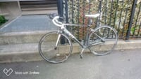 gray and black road bike Vancouver, V6A 2C2