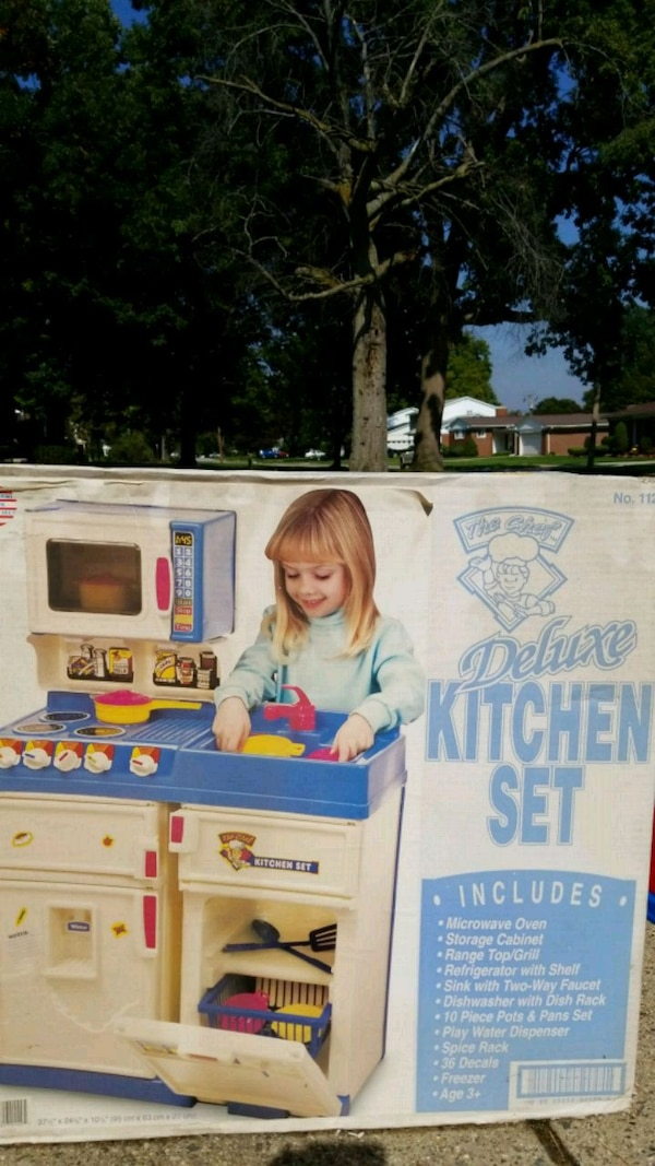 Awesome Vintage Toy Kitchen Set Home Interior And Landscaping Staixmapetitesourisinfo