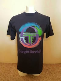 RARE SERGIO TACCHINI TSHIRT Maple Ridge