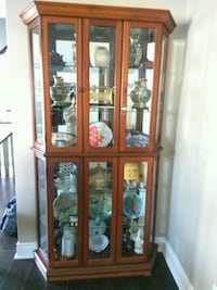 cabinet for fine decorations