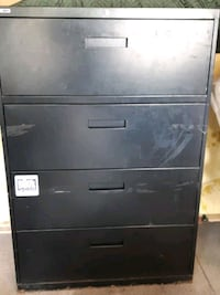 4 drawer lateral filing cabinet  North Augusta, K0G 1R0