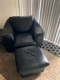 Leather chair Bel Air, 21014
