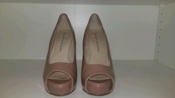3 pair of Size 9 Peep Toe Pumps