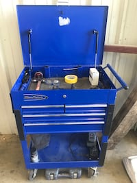 Blue point rolling cart and tools! Frederick, 21701