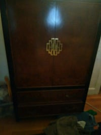 armour and 2 end tables Seekonk, 02771