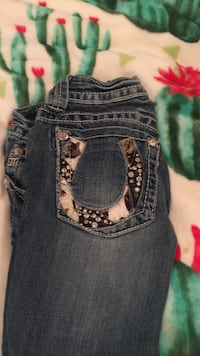 Miss me jeans size 25 Goodyear, 85395