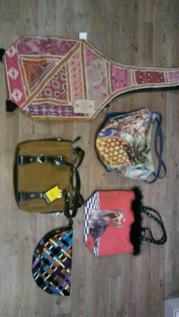 fff0abef4e5f Used Assorted Color Handbags for sale in Vacaville - letgo