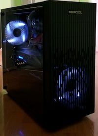 Intel Core i5-2500K Radeon RX 570 Gaming PC