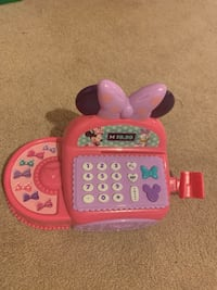 pink and purple Minnie Mouse plastic toy Johnstown, 80534
