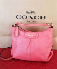 pink Coach leather tote bag Las Vegas, 89129