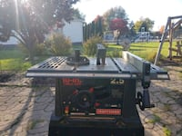 craftsman's table saw Oakland County, 48371
