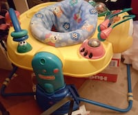Fisher price baby's bug play seat Burnaby, V3N 2E2