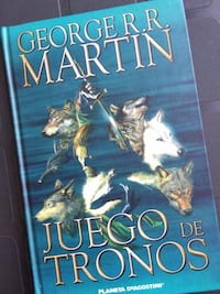 Game of Thrones Book 5651 km