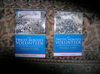 Two Rare Books on the War of 1812 Springfield