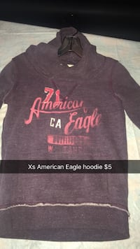 American Eagle pullover  Cleveland, 37311