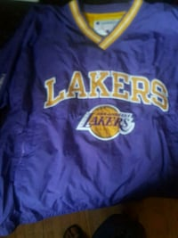 Lakers x Champion pull over jacket Scarborough, M1S