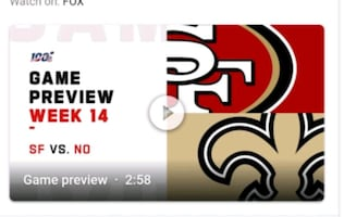3 Saints v 9ers tickets
