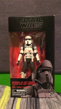 Target Exclusive Black Series Imperial AT-ACT Driver Burlington, L7M 2P1