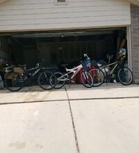 3 Bicycles!! Kyle, 78640