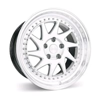 NEW ESR Wheels $50 down payment no credit check Jersey City, 07307