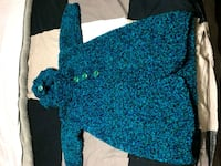 Hand knitted jacket plus matching hat. Mississauga, L5J 4K9