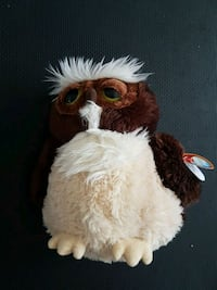 Owl plush toy Toronto, M1B