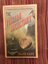 The Italian Secretary: A Further Adventure of Sherlock Holmes Vienna
