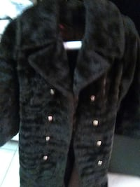 Vintage 1960 Ladies  faux mink fur Athens, 35611