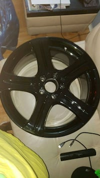 "Two Mercedes Benz Rims 18""  Mississauga, L4Y 1Z4"