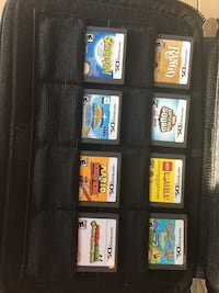 assorted Nintendo DS game cartridges Regina, S4V 3C7
