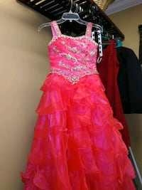 Youths Pagent Dress