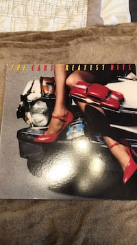 The Cars Greatest Hits Anderson, 29625